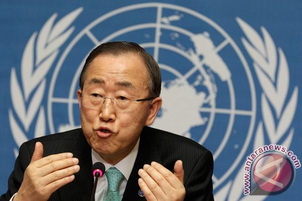 Pengamat PBB di Suriah dihadang senjata berat