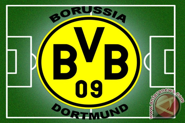 Borussia Dortmund tumbang