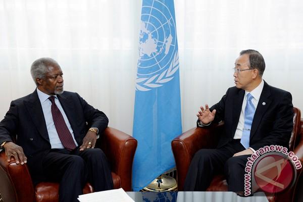 Jerman salahkan China dan Rusia pengunduran diri Annan