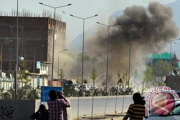 44 orang tewas, ratusan cedera dalam gelombang serangan di Kabul