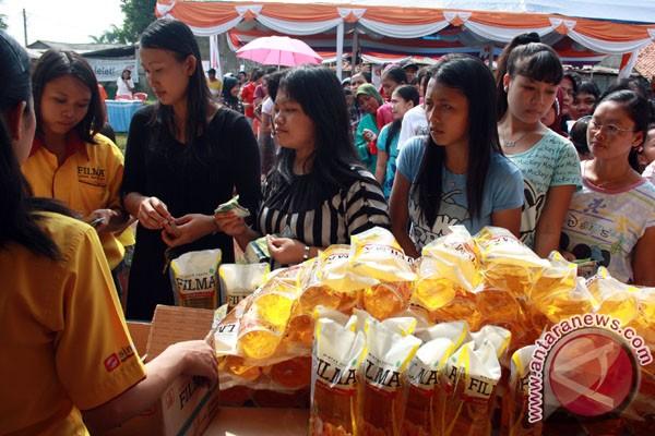 Pasar Ramadan di Sumsel resmi dibuka