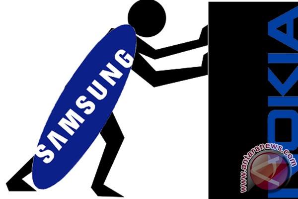 Samsung pimpin pasar ponsel pintar