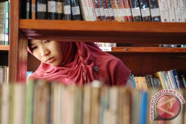 Mahasiswa dorong Pemkab Biak bangun perpustakaan daerah
