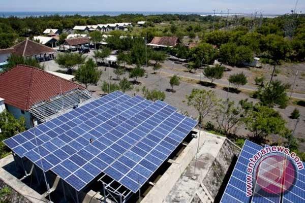 Pemanfaatan energi terbarukan masih jauh dari target