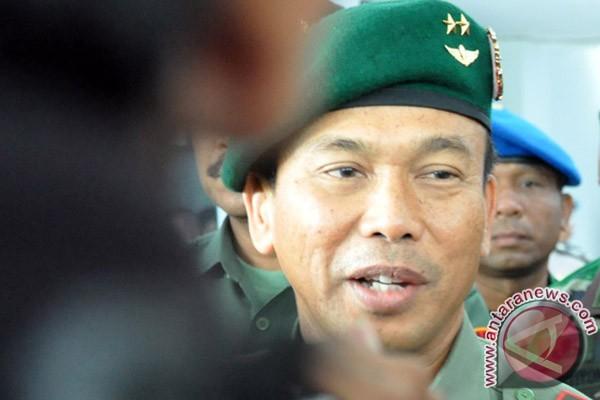 TNI AD latihan bersama US Army di Malang