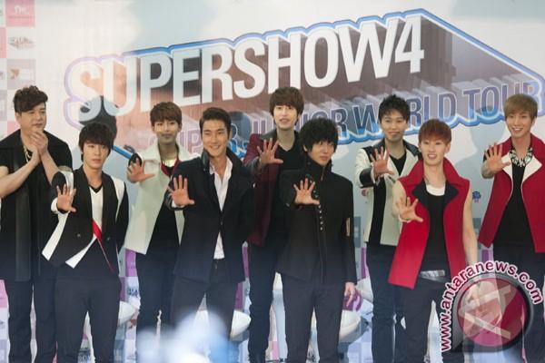 Anggota Super Junior akan bergantian ikut wajib militer