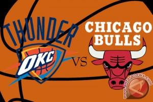 Bulls bungkam Thunder