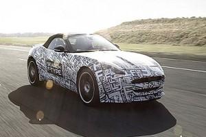 Jaguar F sudah terpesan 2.000 unit
