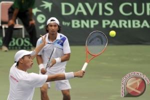 Indonesia harus menang demi terhindar degradasi Piala Davis