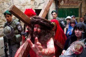 Bupati Malinau lepas rombongan ibadah ke tanah suci Yerusalem