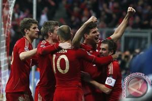 Ringkasan laga dan klasemen Liga Jerman pekan ke-28