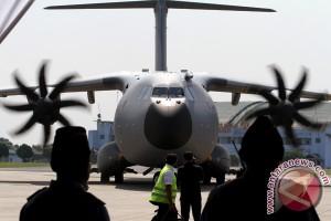 Airbus A400M kecelakaan di Spanyol, empat tewas