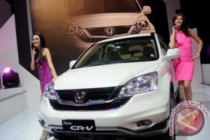 New Honda CR-V catat penjualan tertinggi