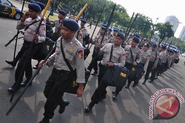 May Day diamankan 19 kepolisian daerah