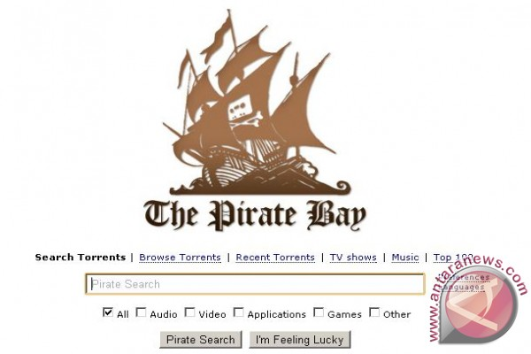 Pendiri Pirate Bay ditangkap polisi Kamboja