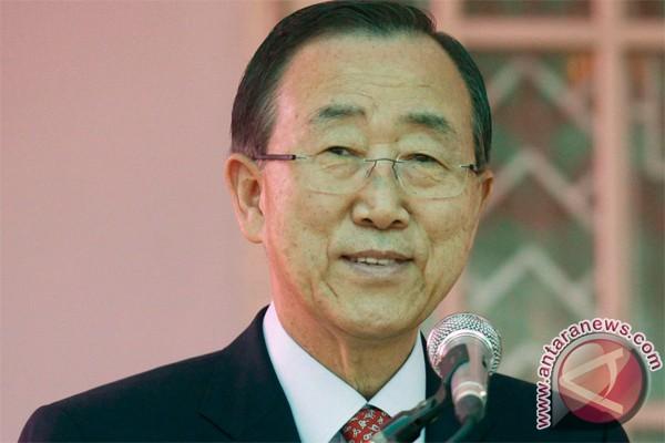 PBB rekomendasikan pengurangan jumlah pemantau Suriah