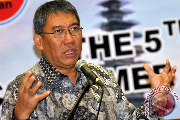 Neraca dagang Indonesia defisit