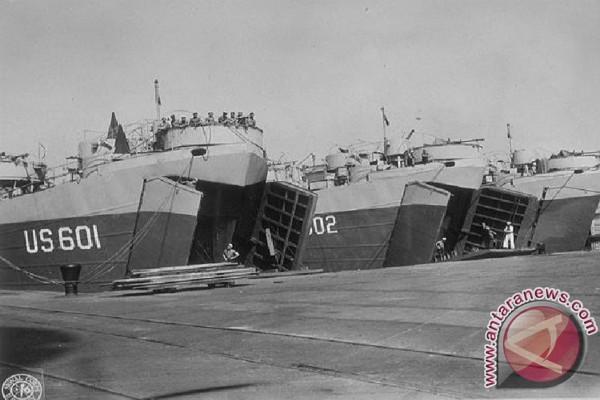 Empat kapal perang TNI-AL dipensiunkan