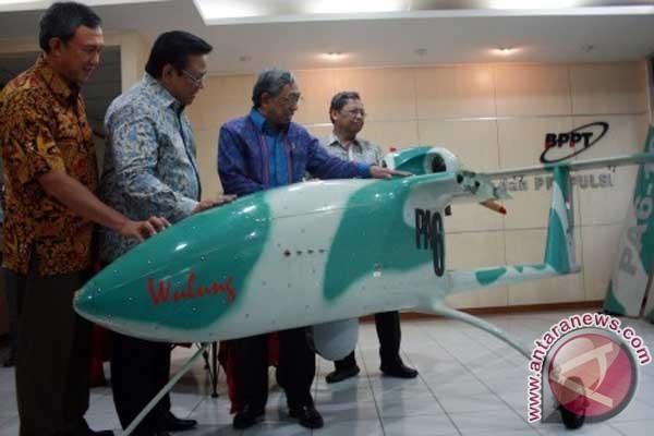 Pesawat tanpa awak dioperasikan 2013