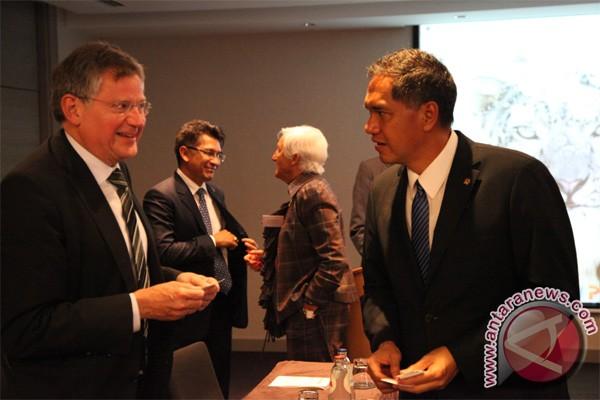 Mendag ke Brussels kukuhkan peran Indonesia