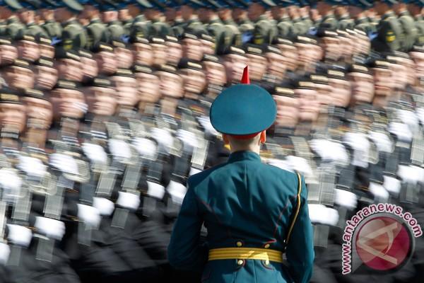 Rusia tambah tentara organik 2017