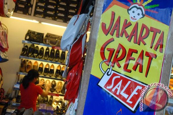 Wisata belanja di Jakarta Great Sale 2012