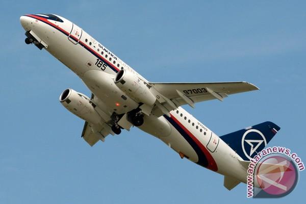 Rusia ingin Indonesia produksi suku cadang Sukhoi