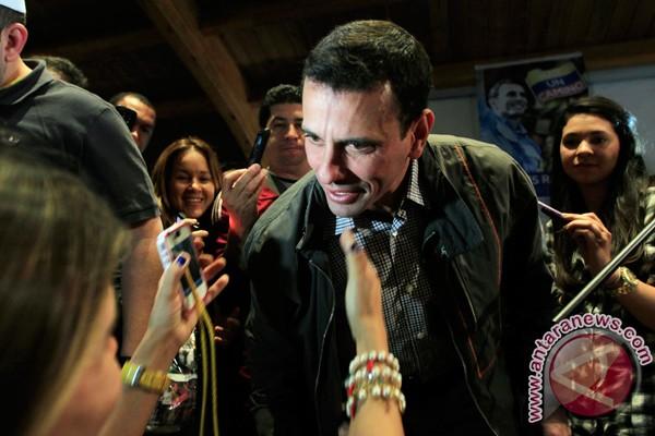 Chavez-Capriles luncurkan kampanye presiden Venezuela