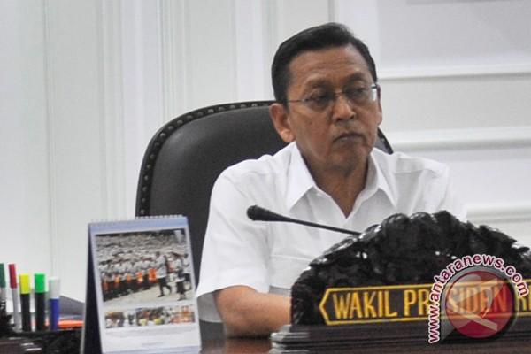 Wapres: Indonesia komitmen berantas kejahatan lintas negara