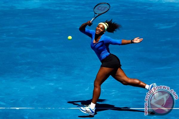 Williams juarai ganda putri Wimbledon