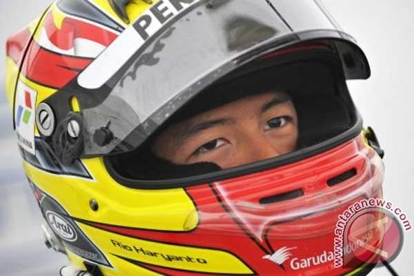 Rio Haryanto start ke-12 di Silverstone