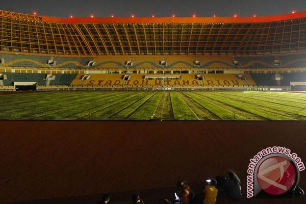 Timnas Jepang jajal Stadion Utama Riau
