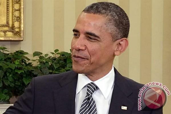 Obama ucapkan selamat Idul Fitri