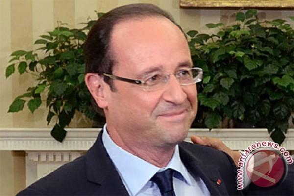 Prancis nilai Rusia mainkan peran dalam transisi Suriah