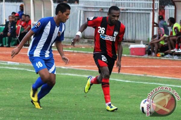 Persipura yakin bisa geser Sriwijaya FC