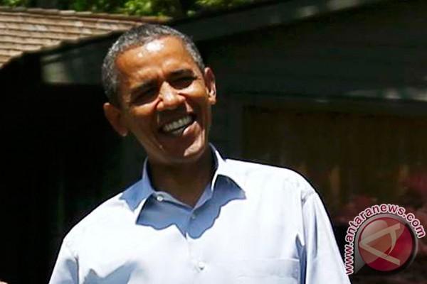 Saya bukan Usain Bolt, kata Obama