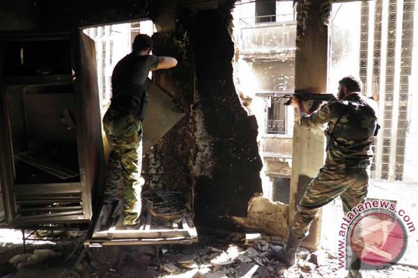 Perusahaan Rusia bantah kirim senjata ke Suriah