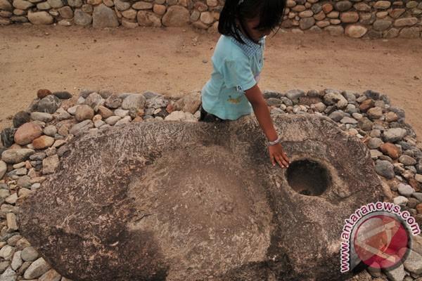 Pemkab Lahat koleksi 3.000 temuan megalit terbesar