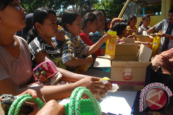 Pemkab Bojonegoro subsidi pasar murah Rp62 juta
