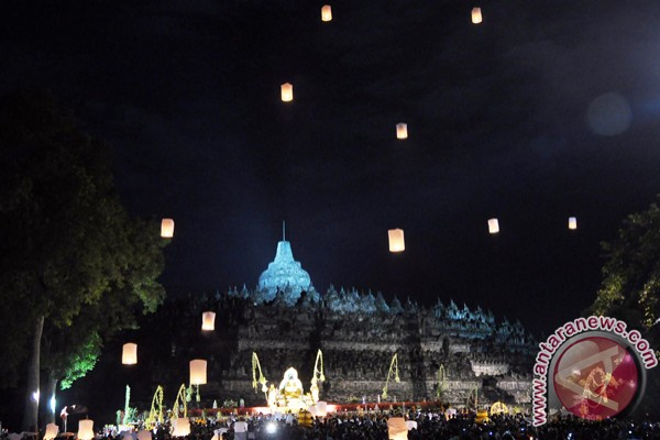 Borobudur interhash to help boost tourism in C Java