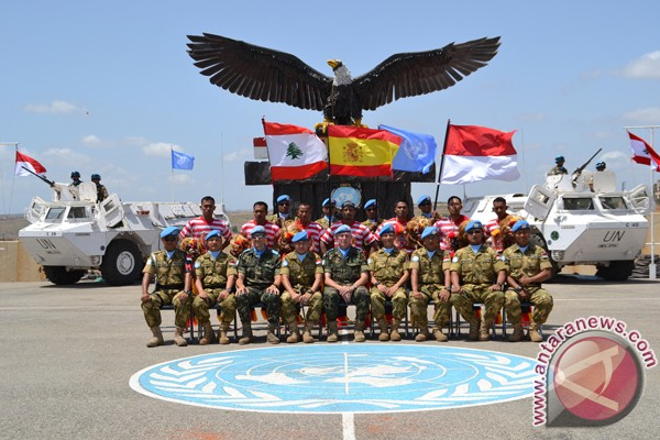 Indonesian troopers second winner of unifil shooting competition