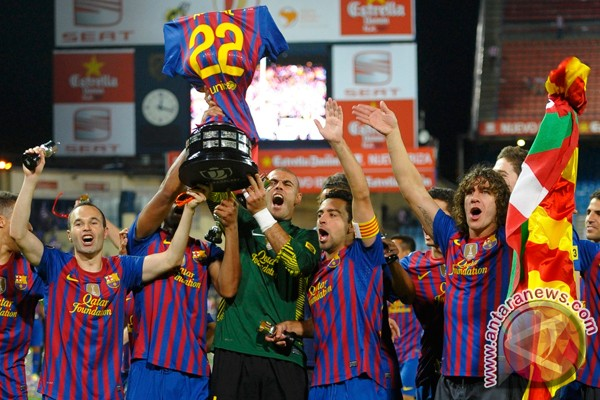 Barcelona FC ke Indonesia Agustus 2013