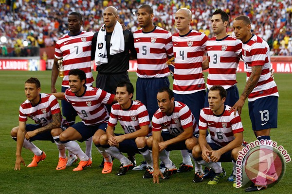 Pemain Piala Dunia dominasi MLS All-Star