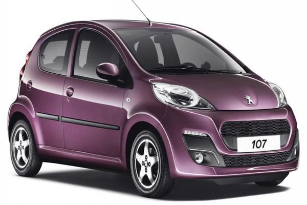 """Peugeot 107 ramaikan """"city car"""""""