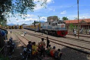 PT KAI siap bangun jalur kereta sampai ujung selatan Banten