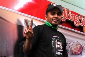 Glenn Fredly hibur warga Bogor setelah tertunda dua tahun