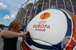 Liga Europa, susunan pemain Sevilla vs Shakhtar Donetsk