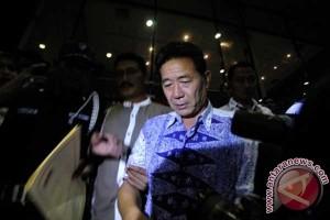 Pengusaha Jepang ditahan