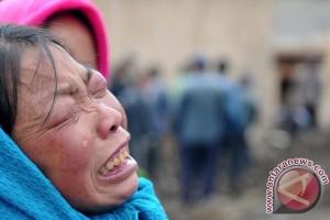 Ribuan korban gempa China kekurangan bantuan