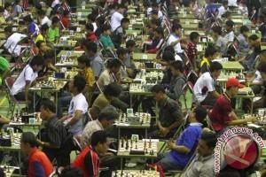 144 peserta ramaikan Turnamen Catur Taspen
